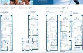 hyatt residence club resorts floor plans
