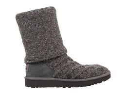 s cardy ugg boots grey ugg lattice cardy at zappos com
