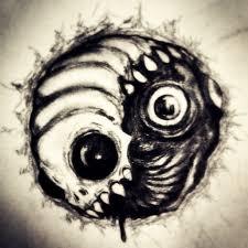 yin yang by vulture13th on deviantart