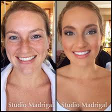 airbrush makeup professional malina madrigal professional makeup artist before and after