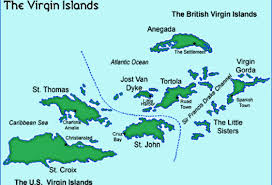 Us Virgin Island Flag U S Virgin Islands By Ramona Miller