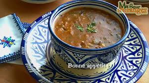 cuisine arabe 4 recette de harira soupe traditionnelle marocaine traditional