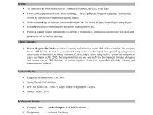 Sharepoint Developer Resume Sample Resume For Java Developer Sharepoint Developer Resume