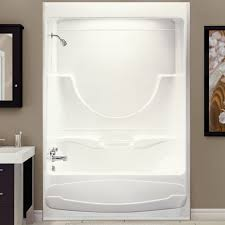 One Piece Bathtub Wall Surround Bargain Outlet