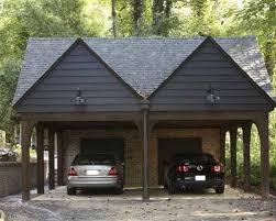 Garage With Carport Best 25 Carport Garage Ideas Only On Pinterest Modern Carport