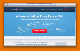 Best Resume Builder Website Resume Builder Website Cbshow Co