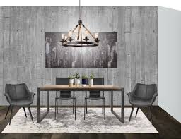 marc u0027s eclectic dining room design board home trends magazine