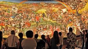 Panorama Bad Frankenhausen Ausstellung über Tübkes Bauernkriegspanorama Kultur Nachrichten