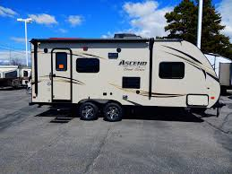 2016 evergreen ascend cloud series c184rb travel trailer roy ut