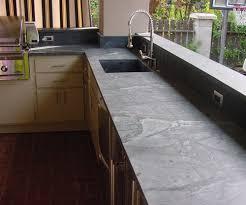 outdoor kitchen countertop ideas outdoor kitchen countertops ideas