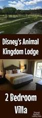 disney u0027s animal kingdom lodge 2 bedroom villa