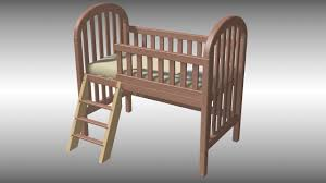 How To Convert A Crib To A Bed by How To Turn A Crib Into A Toddler Bed With Pictures Wikihow