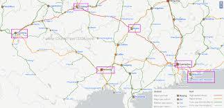 Guilin China Map by Kunming Guilin High Speed Train Flight U0026 Train To Yangshuo
