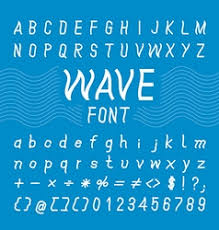 font design series vector s shape font from numbers royalty free vector image