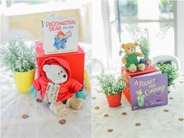 Ideas For Baby Shower Centerpieces For Tables by 26 Best Storybook Shower Guest Table Centerpieces Images On
