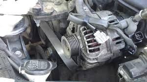 alternator for toyota camry 2007 how to change alternator toyota corolla vvt i engine years 2000