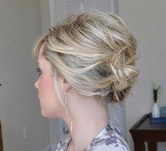 Hochsteckfrisuren Einfach Halblanges Haar by Hochsteckfrisuren Schnell Und Einfach Selbermachen And Trends