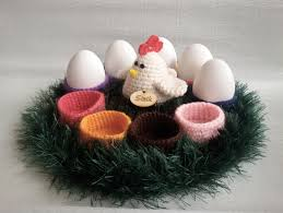 Easter Decorations Crochet by 18 Joyful Handmade Easter Decorations You U0027ll Want To Have