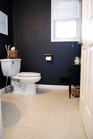before and after a diy powder room remodel the charming detroiter