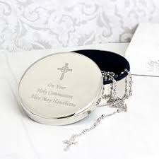 communion gifts for boys my holy communion gift set in white beattitudes gifts