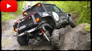 nissan jeep nissan patrol vs toyota vs jeep off road 4x4 youtube
