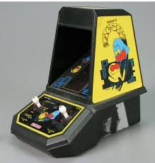Tabletop Arcade Cabinet 110 11841 Pac Man Mini Arcade Tabletop Game Handheld Video Game