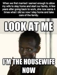 Housewife Meme - a new housewife