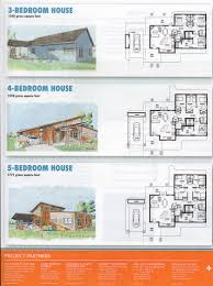 Earth Contact Home Plans Housing Plans Design Ideas