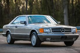1986 mercedes 560 sec 1986 mercedes 560sec the w126 series 1979 1991 represents the