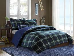 Green Plaid Duvet Cover Plaid Bedding Sets U2013 Ease Bedding With Style