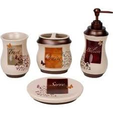 Red Bathroom Accessories Sets by Butterfly Blessings 4pc Bath Accessory Set For My Bathroom Can U0027t