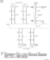 need radio wiring diagram for 2003 mitsubishi eclipse spyder with