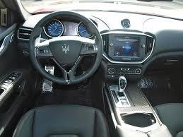2015 Maserati Ghibli Interior I Got Into My Friend U0027s Maserati Ghibli S Today 2014 Jeep