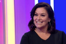 Awn French Dawn French Shocks The One Show Viewers With Youthful Appearance