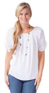 women u0027s short sleeve blouses shirts u0026 tunic tops escapada living