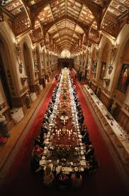 Best Fantasy Castle Banquet Hall Images On Pinterest Fantasy - Castle dining room