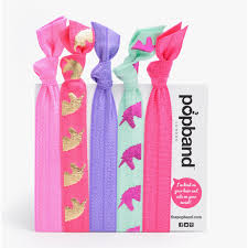 pop bands hair popband london unicorn hair ties multi pack feelunique