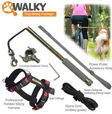 urban dog ring holder images Walkydog plus bike leash walky dog bike leash bicycle dog jpg
