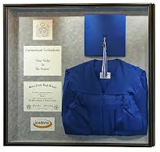 graduation shadow box be inspired with custom framing wilmington nc frame works frame