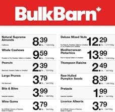 Bulk Barn Hours Ottawa Bulk Barn Flyer And Weekly Specials
