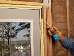 insulate door gap u0026 view larger