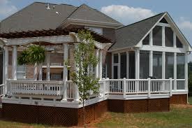 different deck designs with photos u2014 all home design ideas