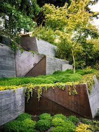 zen and architectural garden in california9 u2013 fubiz media