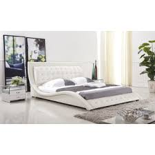 Modern Platform Bed King Napoli Modern Platform Bed Free Shipping Today Overstock
