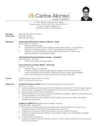 Interior Designer Resume Examples by 11 Architect Cv Sample Architectural Designer Resume Samples