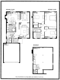 Floor Plans With Spiral Staircase From 19 000 To 263 000 U2013 What You Could Get In Bramalea At