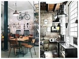 cuisine industrielle deco table basse de style factory deco type industriel decoration style
