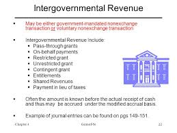 recognizing revenues in governmental funds ppt download