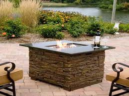 large propane fire pit table fire pit table propane lowes kit round unique outdoor images concept