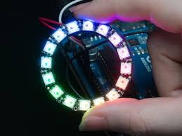 magic power rings images Neopixel ring 16 x 5050 rgb led with integrated drivers id 1463 jpg